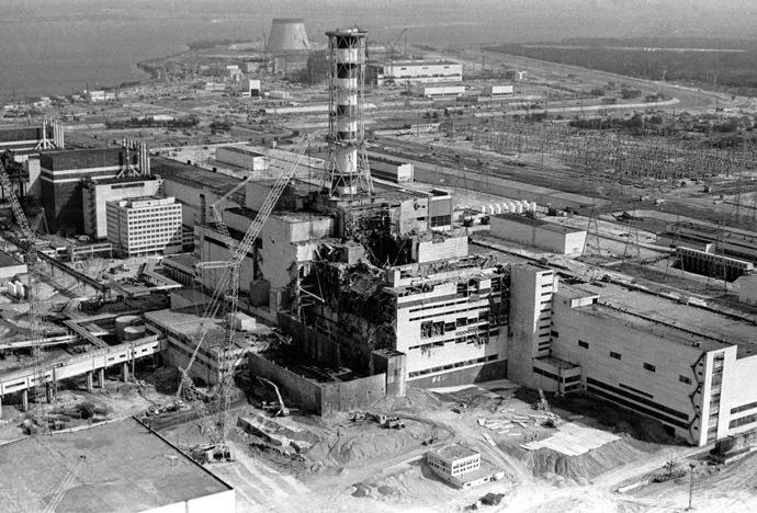Chernobyl: 30 yearson