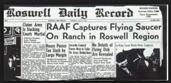 Roswell: The truth may still be out there